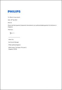 Authorization Letter Request Document
