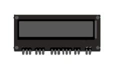 LCD Displays for Ventilators
